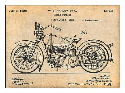 Patente Harley