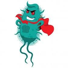 Superbactéria tem dias contados.