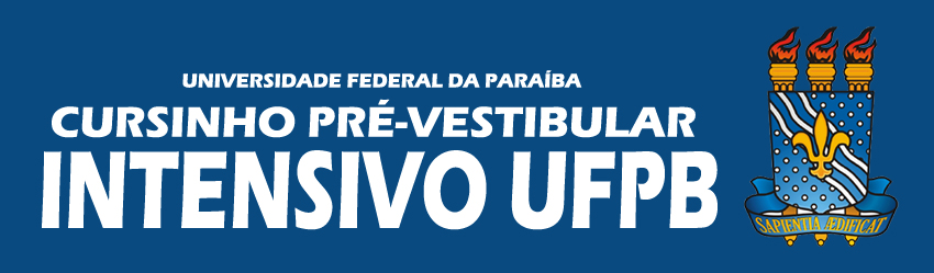 Intensivo UFPB