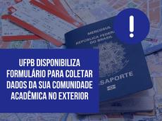 UFPB articula ação de apoio visando auxílio governamental para retorno ao Brasil de seus docentes, técnicos e discentes