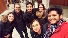 Estudantes e professores de Música da UFPB realizaram concertos e aulas na Suécia, em janeiro deste ano. Internacionalização tem propiciado trocas acadêmicas e culturais em distintos países. Foto: Autor Desconhecido