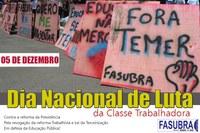 Orientamos a todos os comandos locais de greve a seguir com a greve e com a mobilização.