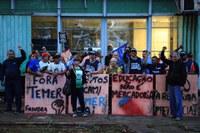 Em greve nacional há 17 dias, cerca de 200 mil técnicos das instituições federais de ensino em todo o país reivindicam abertura de diálogo com o governo, após a quebra do Termo de Acordo assinado em  2015.