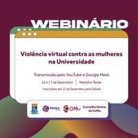 Ataques cibernéticos contra mulheres é pauta de evento realizado pela CoMu