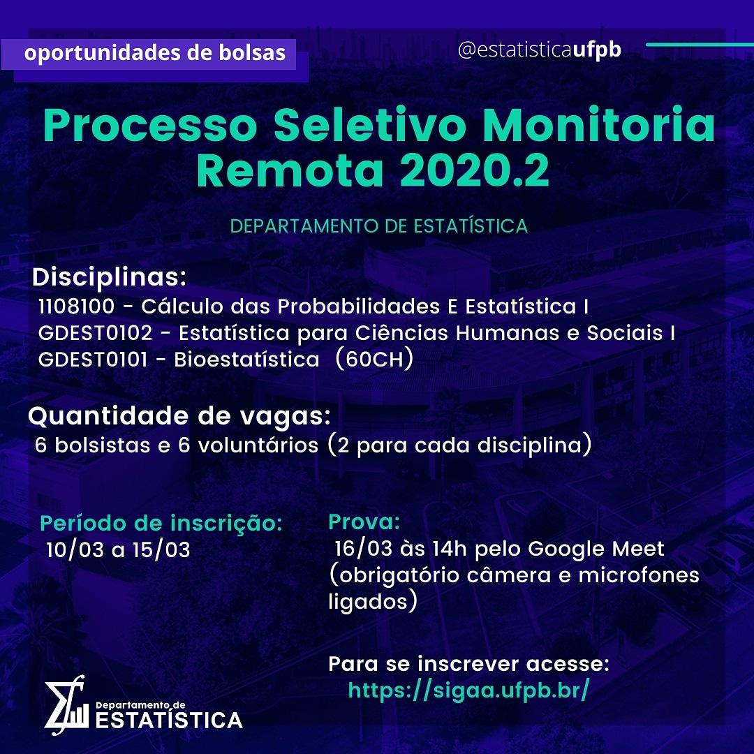 Monitoria 2020.2