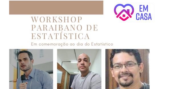 Workshop Paraibano de Estatística