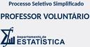 Processo Seletivo Simplificado para Professor Voluntário