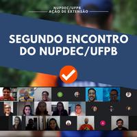 Segundo Encontro NUPDEC