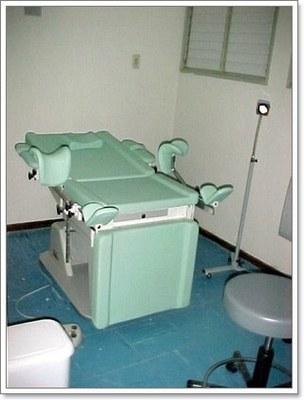 Fig. 13:  Sala de Exame Ginecologia/Obstetrícia