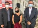 GOVERNADOR DESTACA IMPORTÂNCIA DE PARCERIAS COM UNIVERSIDADES EM LANÇAMENTO DE PARQUE TECNOLÓGICO