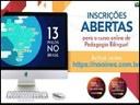 Curso de Pedagogia Bilíngue