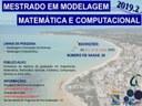 Inscrição para o Mestrado do PPGMMC