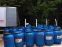 Prefeitura Universitária - coleta de resíduos