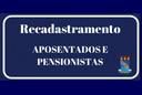 Progep Recadastramento de aposentados e pensionistas
