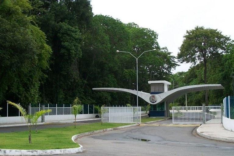 Entrada UFPB
